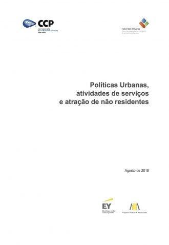Políticas Urbanas, atividades de serviços e atração de não residentes