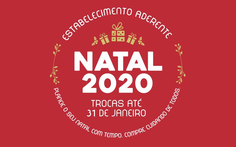 Natal 2020, Compre Cuidando de Todos