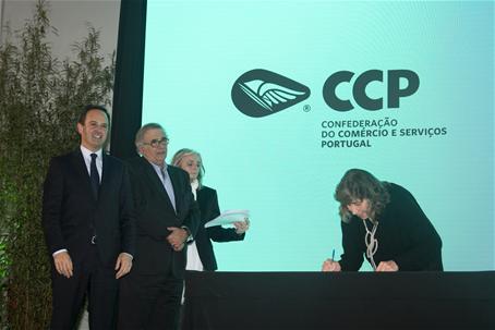 A CCP aderiu ao Compromisso Lisboa Capital Verde Europeia 2020 – Acção Climática 2030