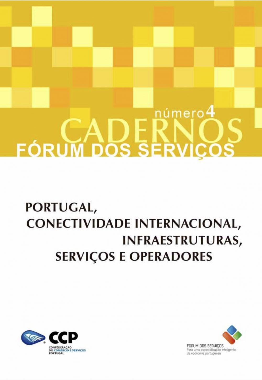 Portugal, conectividade internacional, infraestruturas, serviços e operadores