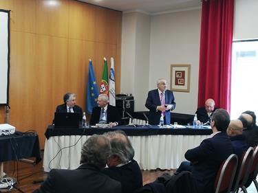 Reunião do Conselho de Presidentes da CCP